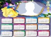 Calendar 2021 Snow White