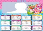 Shopkins Calendar 2020