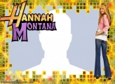 Hannan Montana Photo Collage