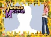 Hannan Montana Photo Collage