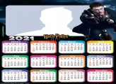 Calendar 2021 Harry Potter