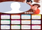 Detona Ralph Calendar 2020