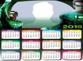 Calendar 2018 Green Lantern