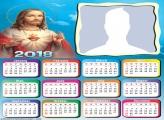 Calendar 2018 Jesus Christ