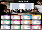 Calendar 2021 Twilight Cast