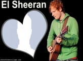 Ed Sheeran Photo Montage