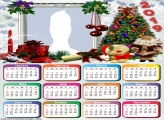 Christmas Pictures Calendar 2019 Photo Montage