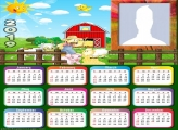 Little Farm Calendar 2019