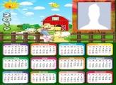 Little Farm Calendar 2019