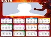Flash Calendar 2019