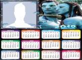 Avatar Movie Calendar 2019