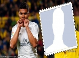 Casemiro Real Madrid Football Player