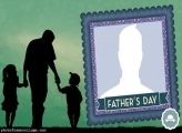 Children Fathers Day Photo Collage