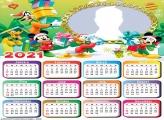 Christmas Tree Mickey Disney Calendar 2021