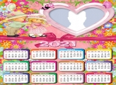 Calendar 2021 Children Infant