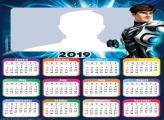 Max Steel Calendar 2019