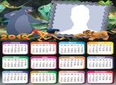 Tarzan Calendar 2019