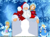 Christmas Card Photo Editor Free