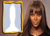 Naomi Campbell Photo Collage