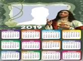 Jesus Christ Calendar 2019