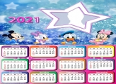 Calendar 2021 Disney Baby