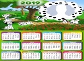 Dalmata Movie Calendar 2019