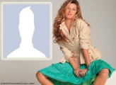 Gisele Bundchen Photo Montage