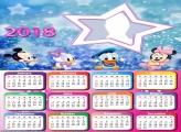 Calendar 2018 Baby Disney