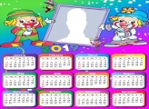 Patati and Patata Cartoon Calendar 2019