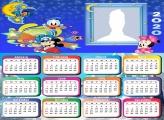 Calendar 2020 Disney Baby Moon