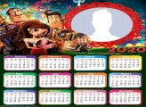 The Book of Life Calendar 2020