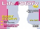 Life and Story Magazine Cover Template