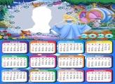 Cinderella Carriage Calendar 2020