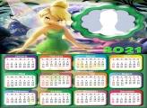 Tinker Bell Calendar 2021