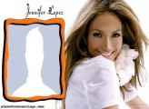 Photo Montage Jennifer Lopez