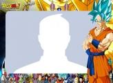 Dragon Ball Super Photo Collage