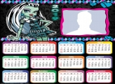 Frankie Monster High Calendar 2019