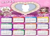 Calendar Jolie 2021