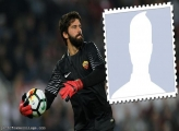 Football Player Roma Star Alisson