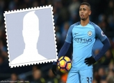 Photo Collage Gabriel Jesus Manchester City