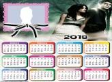 Calendar 2018 Bella and Edward