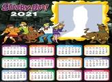Calendar 2021 Scooby Doo Characters
