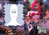 Make a Photo Collage Guitar Hero Game