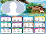 Chefe-Tui and Moana Calendar 2019