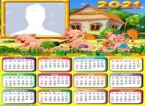 The Three Little Pigs Calendar 2021
