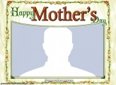 Photo Frame Happy Mothers Day Collage