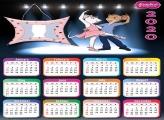 Angelina Ballerina Calendar 2020