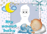 Baby Sleeping Photo Collage Online