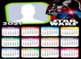 Starwars Calendar 2021