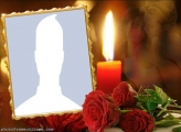Valentines Day Candle Collage